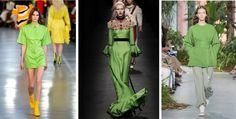 Greenery a cor do ano de 2017 na moda e decoração