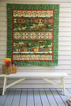 Country Scape Quilt Kit