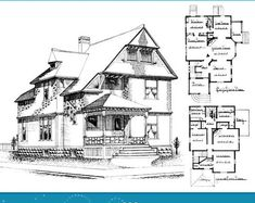 Granny pods 2 bedroom Bay Cottage 645 sq feet or 2 Bedroom 2 bed House Plans For Sale, Small House Plans, Granny Pod, Granny Flat, Flat House Design, Shipping Container House Plans, Shipping Containers, Vintage House Plans, Bedroom House Plans