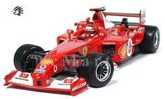 Kyosho Mini-Z Racer Ready Set Ferrari F2003-GA No.