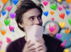 Love Heart Emoji, Friends Theme Song, I Adore You, Reaction Pictures, Around The Worlds, Aesthetics, France, Icons, Stickers
