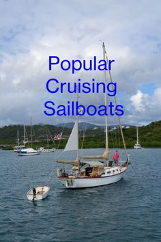 An ever-growing gallery of pictures and specifications of some of the most popular cruising sailboats afloat. Sailboat Cruises, Sailing Catamaran, Sailing Trips, Used Sailboats, Small Sailboats, Liveaboard Boats, Big Yachts, Cruise Pictures, Buy A Boat