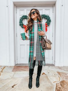 Ten Outfit Ideas To Consider This Holiday Season | Alyson Haley #holidayoutfitideas #ootd #holidaystyle