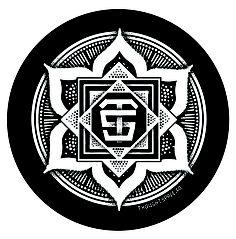 Simple lotus design
