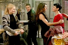 Emma Swan Promotional Stills // 2.10 - The Cricket Game. David Nolan/Charming, Snow White, Ruby Lucas