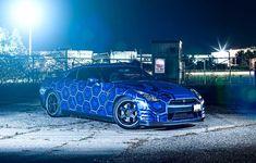 Tron Nissan GT-R by RestyleIt – automotive99.com
