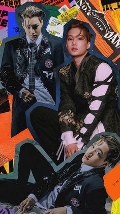 Exo Wallpaper Hd, Wallpaper Iphone Cute, Online Portfolio Design, Chen, Superm Kpop, Fandom Kpop, Exo Lockscreen, Kpop Posters, Kpop Exo