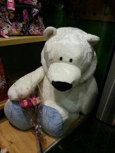 Oso polar suave y amoroso ♡♥♡ #medialunita