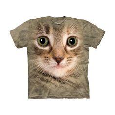 Kitten Face Tee