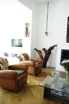 Remodeled Home In Belgium #homedecor #interiordesign #livingroom