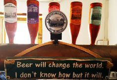 Old Potter's Inn & Microbrewery Change The World, Places To Eat, Beer, City, Ale