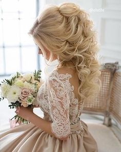This would be a great prom or homecoming hairstyle love this!