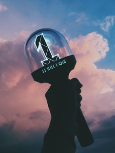 Wanna one lightstick #nablebong