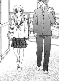 Nanohana no kare #mangacap  #manga