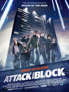 Attack The Block  Very entertaining.
