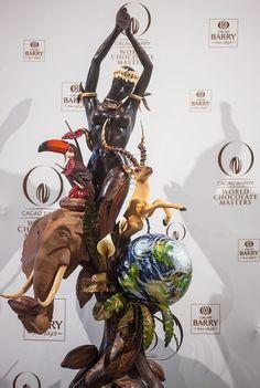 World Chocolate Masters - Contestants Chocolate World, Chocolate Art, I Love Chocolate, Chocolate Gifts, L'art Du Sushi, Sushi Art, Divine Chocolate, Chocolate Delight, Chocolates