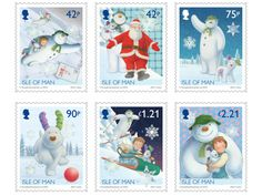 christmas the snowman cards - Google Search
