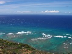 Oahu, Hawaii,  where I met the love of my life!  I want to go back!