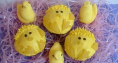 homemade easter cupcakes - Google Search