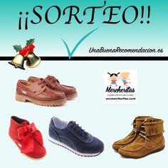 Sorteo de Navidad: Par de Zapatos a elegir