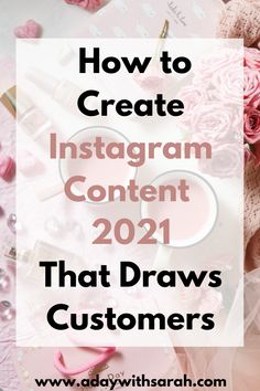 Social Media Marketing Business, Content Marketing Strategy, Online Business, Get Instagram, Instagram Marketing Tips, How To Use Facebook, How To Attract Customers, Pinterest For Business, Business Ideas