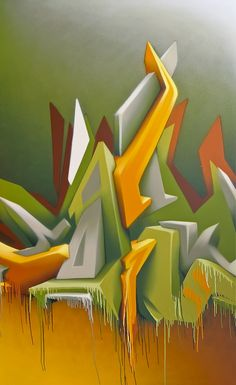 Amazing art by Daim