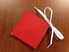 Origami Lotus Book | TeachKidsArt
