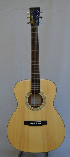 Recording King R0-06 ~ 000 size acoustic guitar