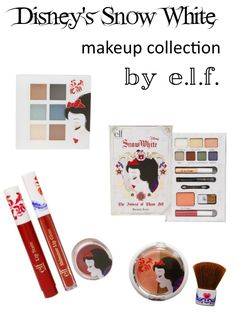 The new e.l.f. Snow White Makeup Collection Makes You the Fairest One of All