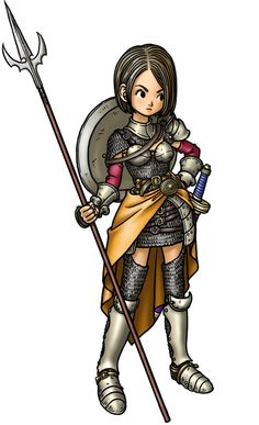 Paladin Female - Pictures