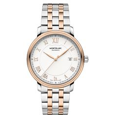 MontBlanc Luxury Watches Collection; created perfect timepieces by our master craftsmen.  #luxurywatches #timepices #men #women #gifting ideas #silver #gold http://www.johnsonwatch.com/mont-blanc.php