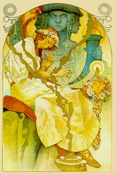 Mucha 1928 A Slavic Epic by mpt.1607, via Flickr
