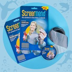 Take a look at the Shark Tank | Screen Mend event on zulily today!