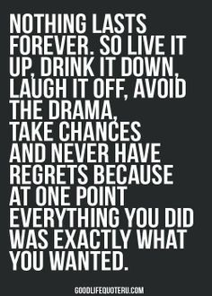 Longevity...
