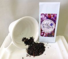 This blend of black teas will convert anyone to a loose leaf lover. Its strong enough to enjoy with milk and sugar but complex enough to enjoy on