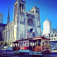 Grace Cathedral ..San Francisco