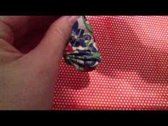 Fabric Yo Yo tutorial