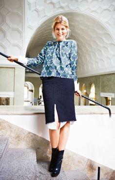 Блуза прямого крою   Мода, стиль, вдохновение! Выкройки, мастер-классы по рукоделию, сообщество людей, увлеченных рукоделием и изделиями ручной работ