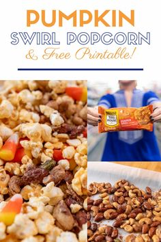 These easy popcorn gifts will let us surprise our friends and neighbors with a treat this Thanksgiving. We grabbed some Ziploc® Brand Slider Bags and these ridiculously delicious NESTLÉ® TOLL HOUSE Pumpkin Spice Morsels and whipped up a batch of pumpkin swirl popcorn that is our newest addiction. Healthy Gluten Free Recipes, Easy Recipes, Lunch Recipes, Drink Recipes, Kids Meals, Easy Meals, Popcorn Mix, Toll House, Bulk Food