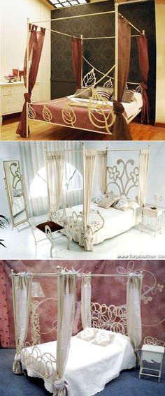 1000 images about camas con dosel on pinterest canopies - Decoracion de camas ...