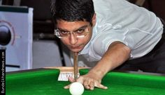International snooker player Kamal Chawla met with sports minister