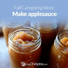 Fall Caregiving Ideas!