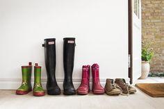 Interiérová farba na stenu Flügger Flutex 5s Hunter Boots, Shoe Rack, Stencil, Rubber Rain Boots, Shoes, Fashion, Moda, Zapatos, Shoes Outlet