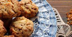 Cookies au chocolat blanc et pépites de caramel beurre salé   Emilie and Lea's Secrets