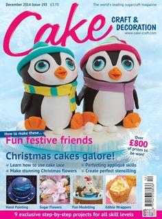 Cake craft and decoration december 2014