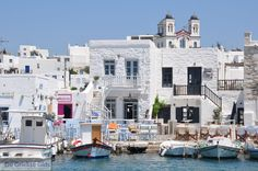 Naoussa Paros | Cycladen | Griekenland