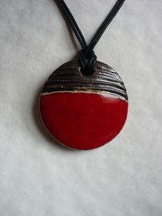 Médaillon en céramique