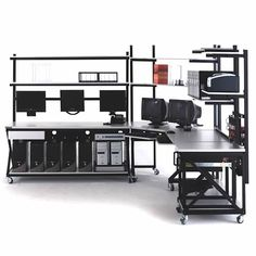 kendall howard performance series computer workbench configuration U-shape - icon