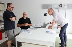 Dieter Rams en el documental 1