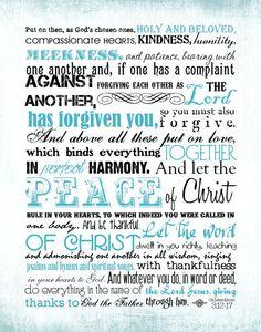 Colossians 3.